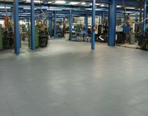 工厂厂房用耐磨耐压地板-厂房地面处理方案,厂房旧地面翻新做法
