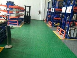 仓库地板铺什么好?耐磨耐压仓库地板材料介绍