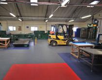 工业耐磨地板 耐叉车 承重型工业地面处理产品方案