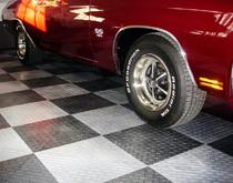 车库地面用什么材料 车库耐磨地面地板砖