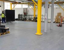 工业地板材料使用对比 车间PVC塑胶地板是最优选的工厂地面材料