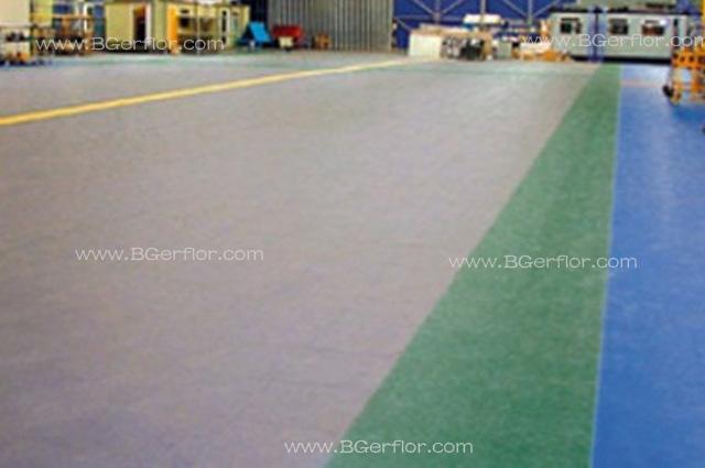 厂房地面改造处理及厂房地面做法 厂房塑胶地板更节约成本