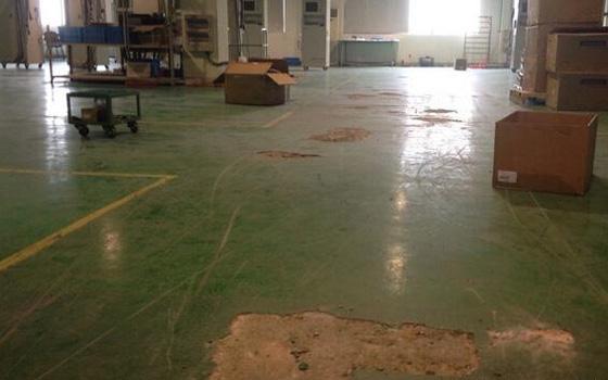 厂房车间、仓库地面为什么起砂起尘