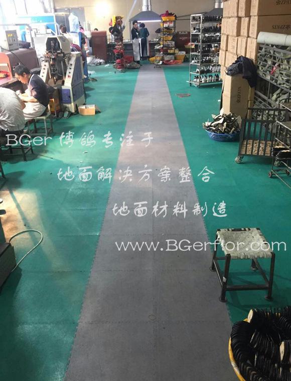 鞋厂 纺织厂车间地板-4
