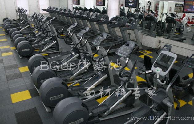 健身房塑胶地板-2