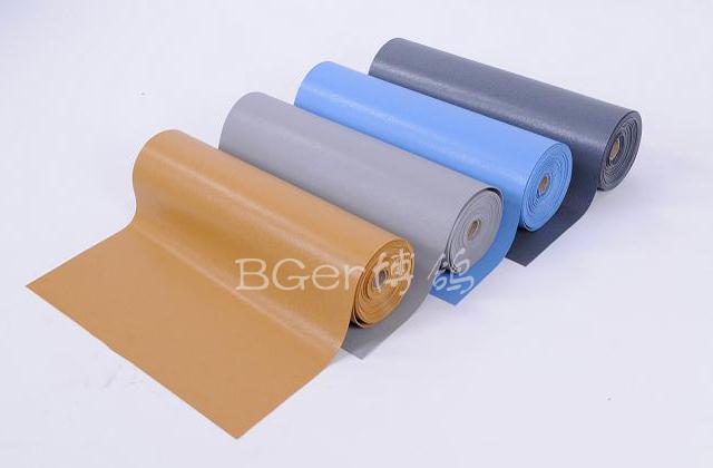 D6100_L型防静电胶板地板胶垫