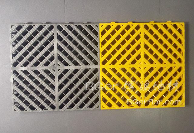 S808_H型 拼接型格栅板 网格板