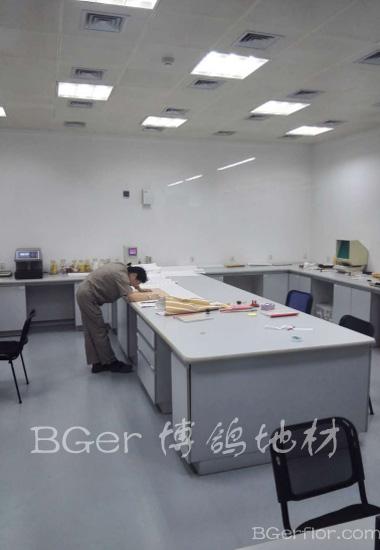实验室高分子地板-4
