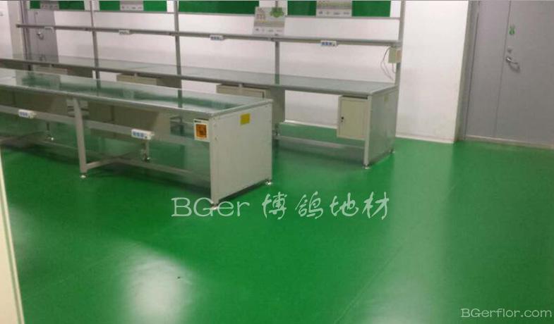 生产包装车间工业地板-4