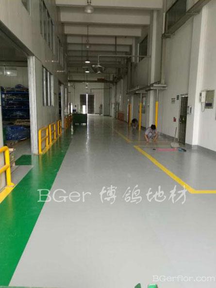 工业厂房车间地板地面材料-4