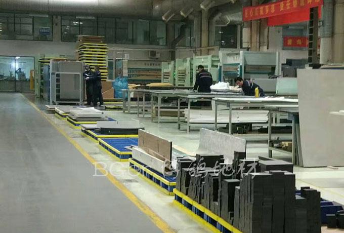 重工业车间地面货物垫板 金属制品垫板 防护千亿国际娱乐|娱乐领导者 货物搬运托盘一体 尺寸可定制自由组合尺寸