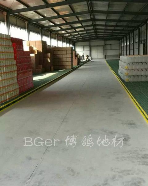 仓库仓储地面垫板