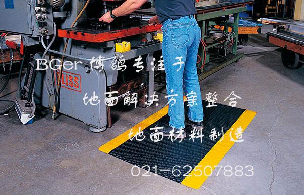 机加工站立位耐用型抗疲劳脚垫