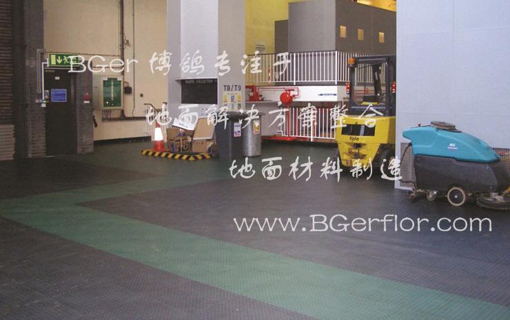 工业厂房地面做法及使用材料