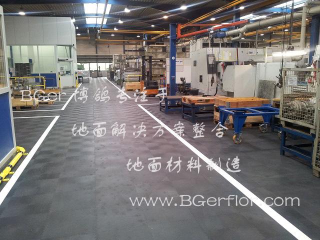 工业制造车间地板胶