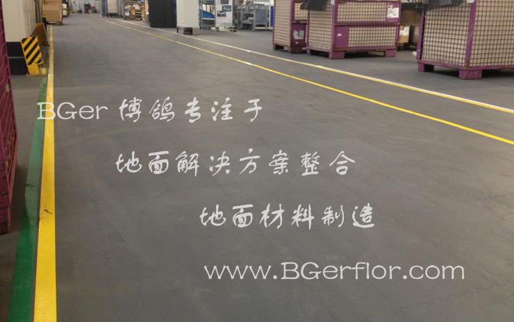 耐压耐磨厂房地板材料
