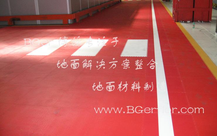 车间通道工业PVC地板