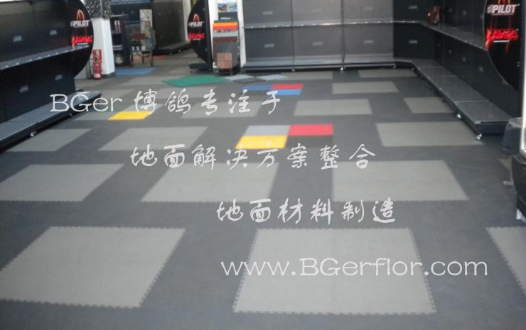库房地面地板胶