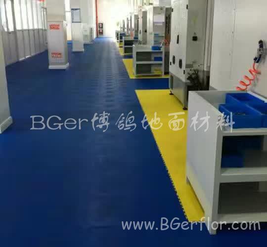 纺织厂车间用耐磨工业地板
