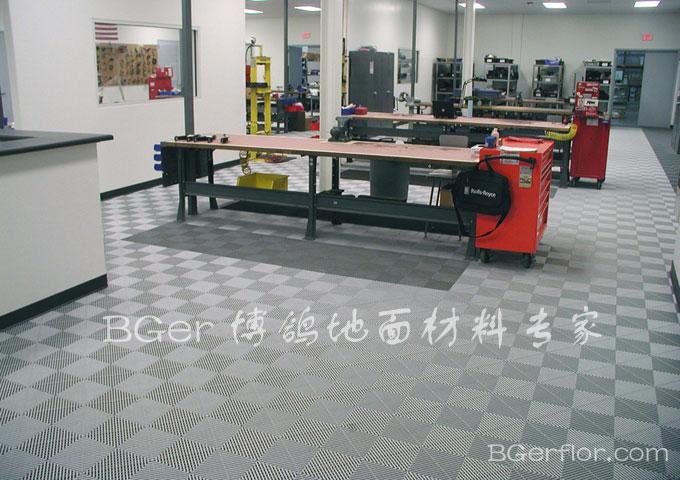 工业车间抗压耐磨地板 工厂车间加工区 作业区 千亿国际娱乐|娱乐领导者地面铺设材料