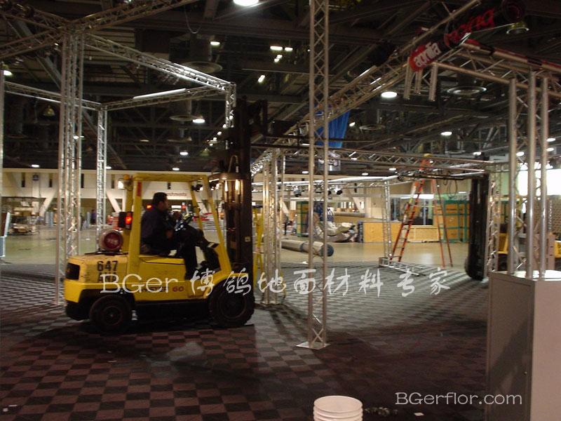 工业车间耐压地板 防滑 防尘 防起灰 走叉车 耐磨承重地板 千亿国际娱乐|娱乐领导者铺设地面材料