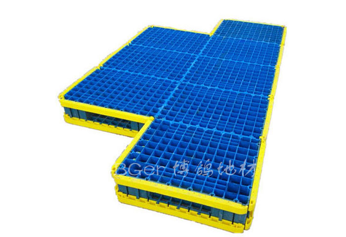 工业塑料垫板 托盘 车间仓库地面垫板 特殊形状定制 仓储运输托盘