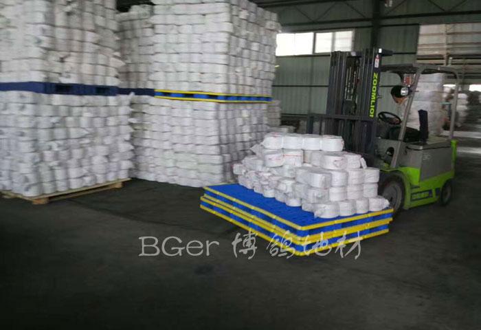 纺织厂生产车间搬货托盘 仓储垫板托盘 尺寸定制托盘 防潮 仓库垫仓板