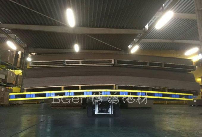 工厂用托盘定制定做 4x1.2米 工厂搬运大尺寸货物叉车托盘 高承载 高分子材料托盘