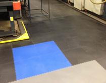 制造加工车间耐压地板 有效防污防油