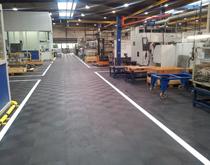 工业制造车间地板胶 工厂车间地面处理用材料