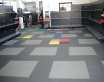库房地面地板胶 库房地面材料