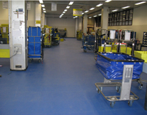 工厂仓库用地板 仓储库房地面材料与做法